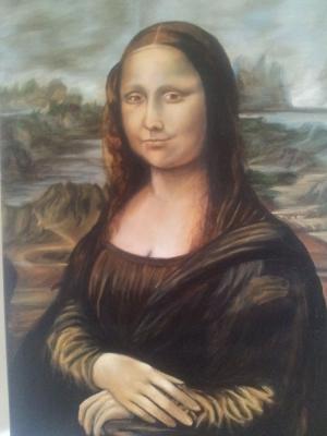 Mona Lisa, La Gioconda